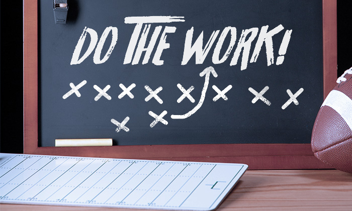 Do the Work! - Selling the Intangible