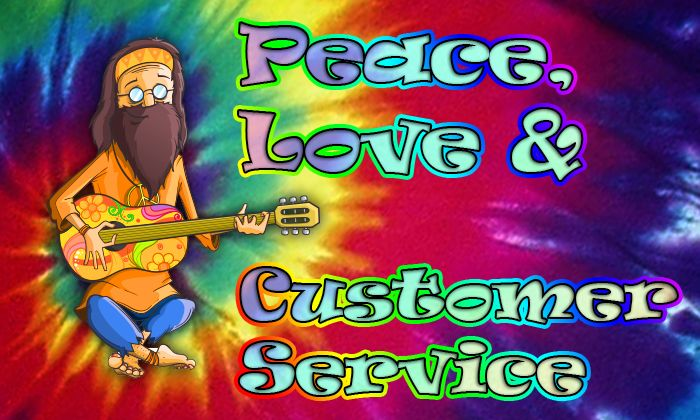 Grateful Dead and Customer Service